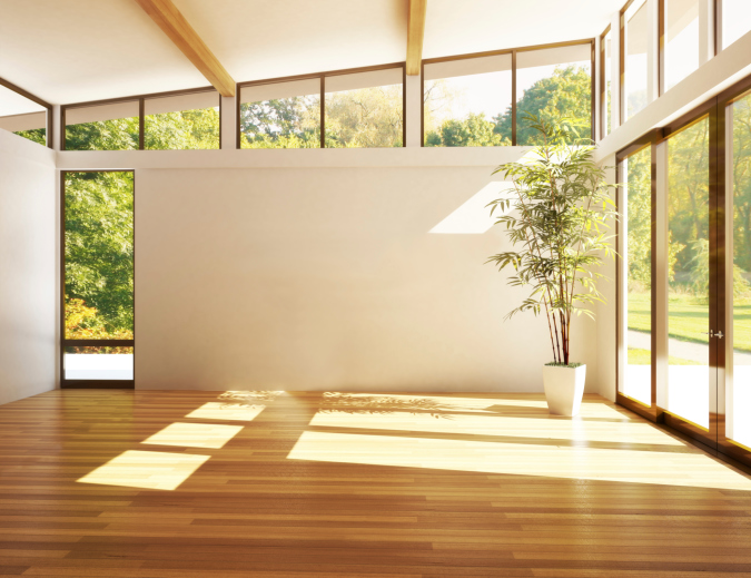 bamboo vs hardwood flooring-Use experience